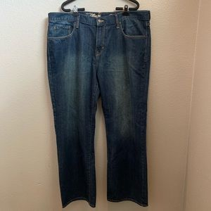 Old Navy Mens Loose Fit Jeans 40x32